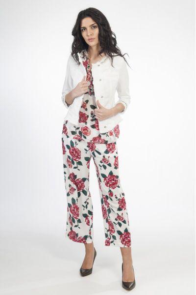 "Giacca ""Kate"" di Liu Jo Jeans Color Bianco"