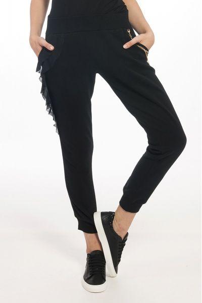 Pantalone Jogging con Rouches
