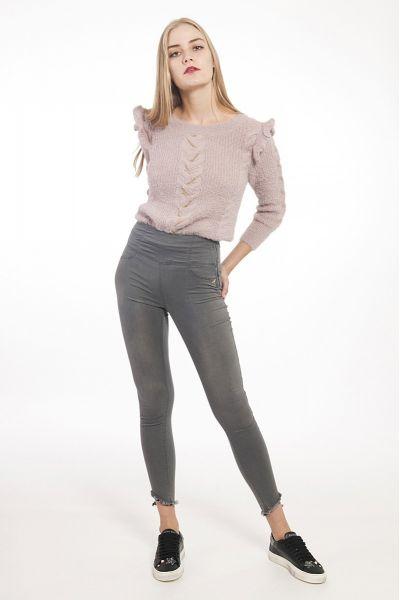 Jeans a Vita Alta di Patrizia Pepe