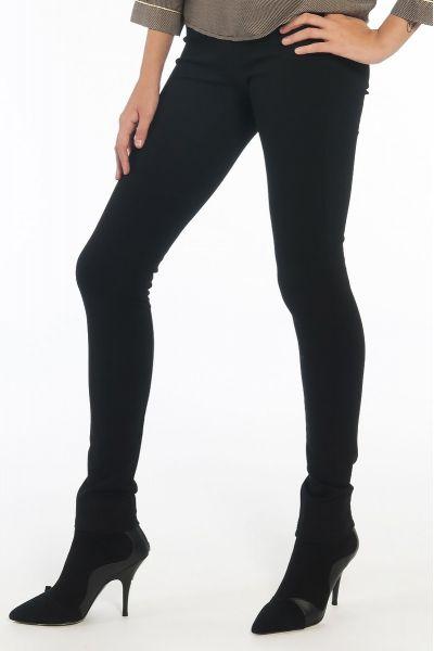 Pantalone Super Skinny Vita Alta