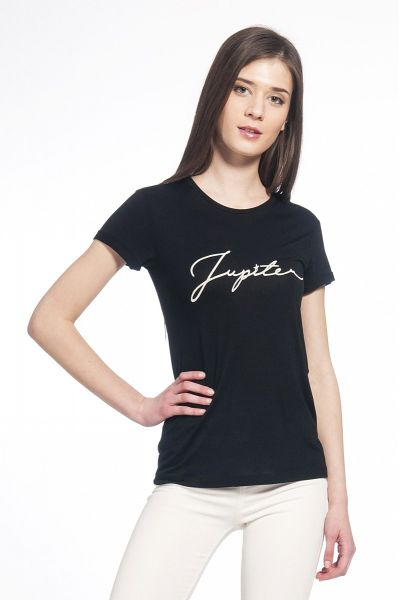 T-Shirt in Jersey di Viscosa