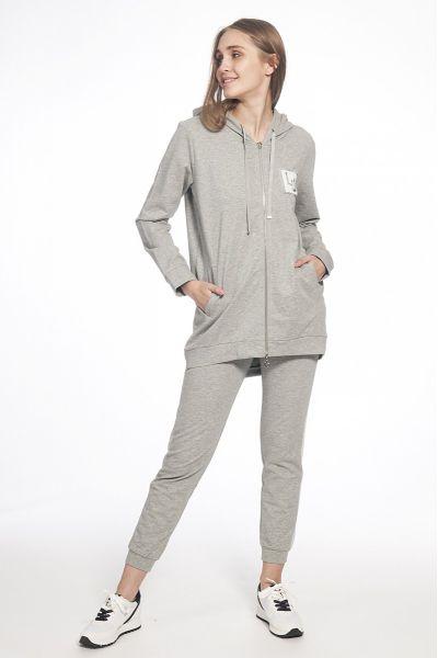 Pantalone in Felpa Easywear