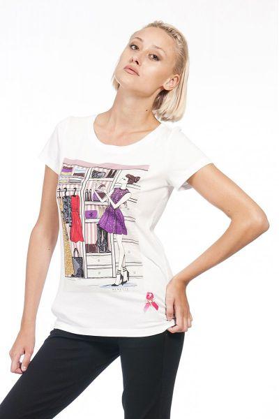 T-Shirt Stampata Denver