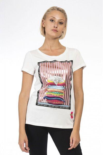 T-Shirt Stampata Domino