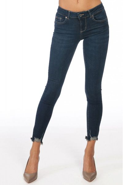 Jeans Skinny Orli Unfinished