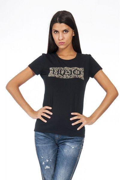 T-Shirt M/C con Applicazioni