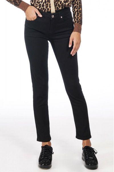 Pantalone Skinny a Vita Alta
