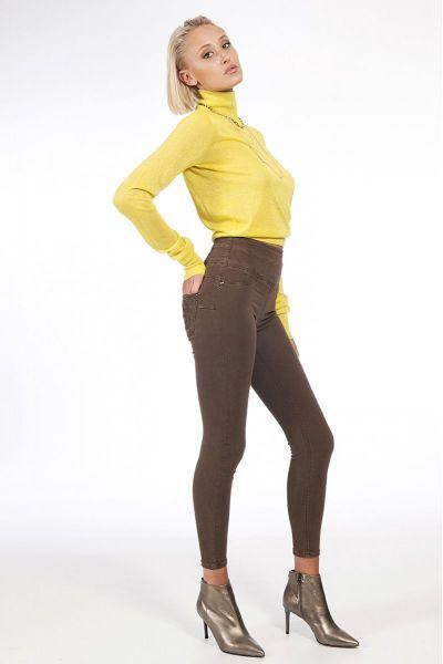 Pantalone con Zip