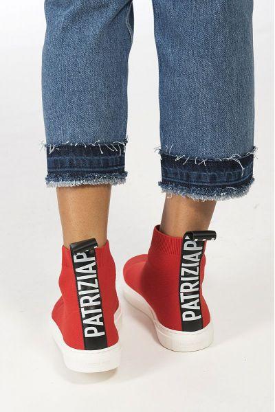 Sneakers in Maglia Knit di Patrizia Pepe