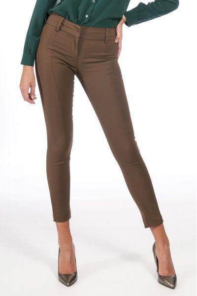 Pantalone Slim Fit Brow di Patrizia PEpe