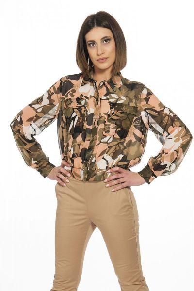Camicia Floreal Camouflage di Liu Jo