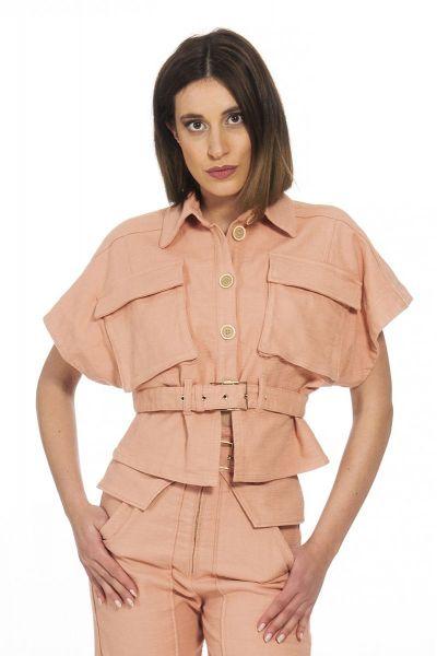 Giacca Workwear di Patrizia Pepe Color Rosa
