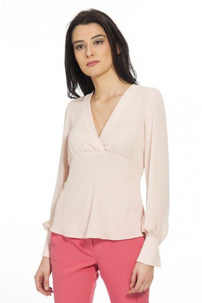 Blusa Camicia di Liu Jo Rosa Perla