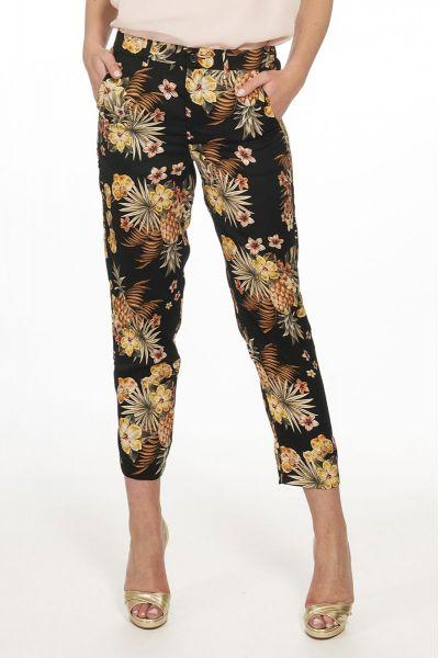 Pantalone Fluido Floreale di Liu Jo