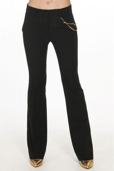 Pantalone elegante Bootcut di Liu Jo Nero