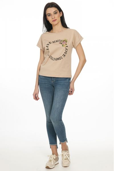 T-shirt di Liu Jo Beige