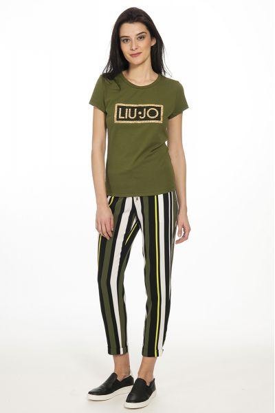 T-shirt di Liu Jo Verde