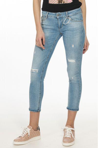 Jeans Botton Up Monroe di Liu Jo