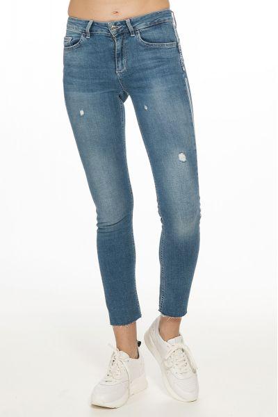 Jeans Skinny a Vita Alta di Liu Jo