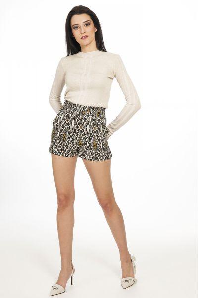 Shorts di Patrizia Pepe Stampato