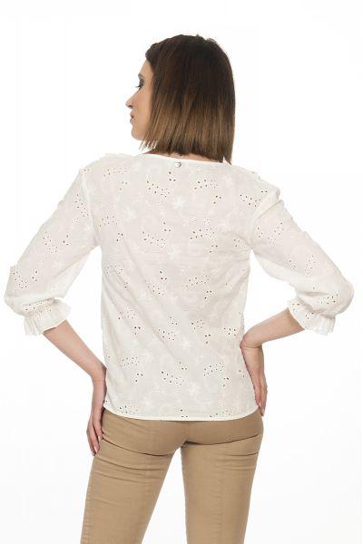 Blusa Camicia di Liu Jo Bianco