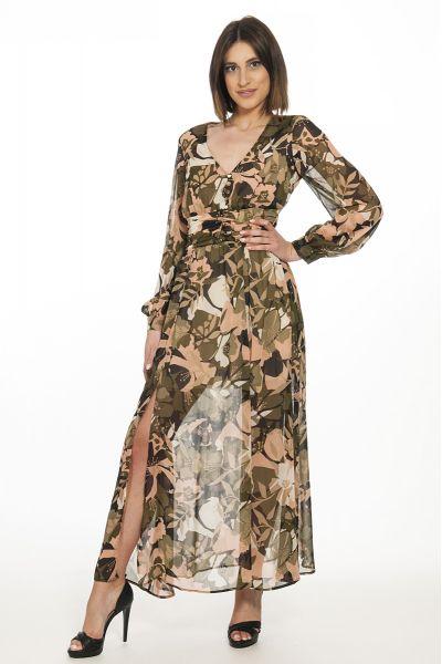 Abito Beverly di Liu Jo Floral Camouflage