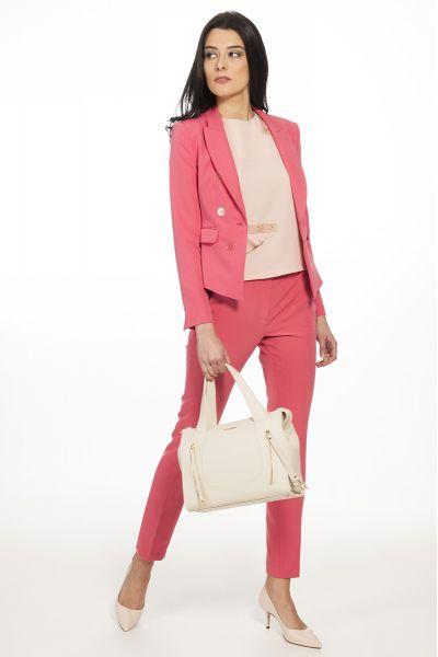 Giacca Blazer di Liu Jo color Rosa