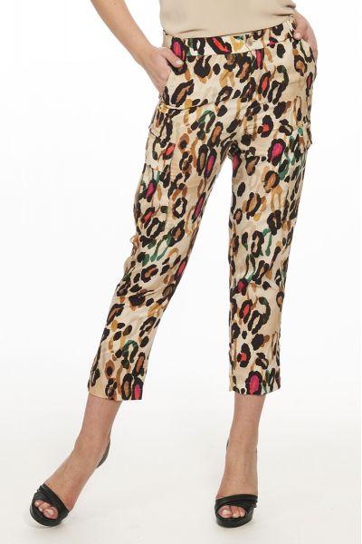 Pantalone Cargo di Liu Jo Multicolor