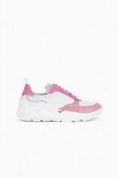 Sneakers Running di Patrizia Pepe color Rosa