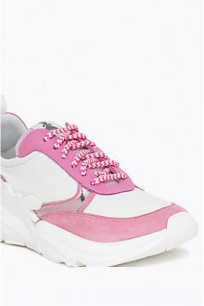 Sneakers Running di Patrizia Pepe color Rosa