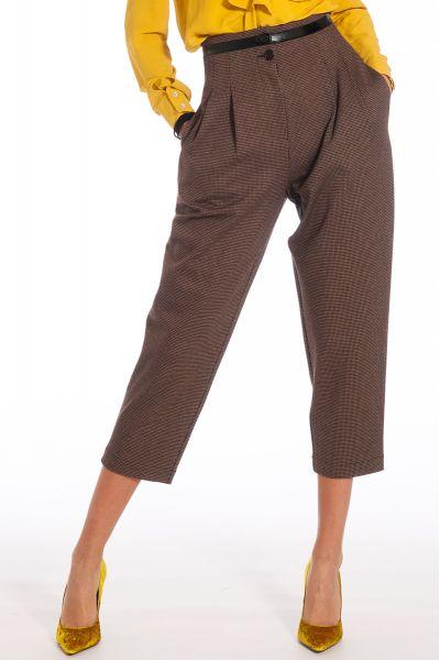 Pantalone con pieghe di Patrizia Pepe