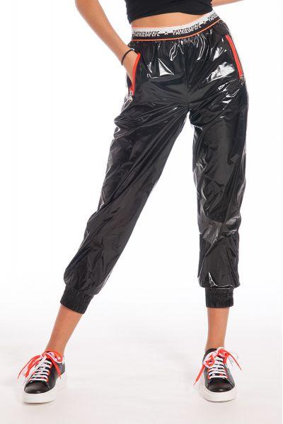 Pantalone Jogging in Nylon di Patrizia Pepe