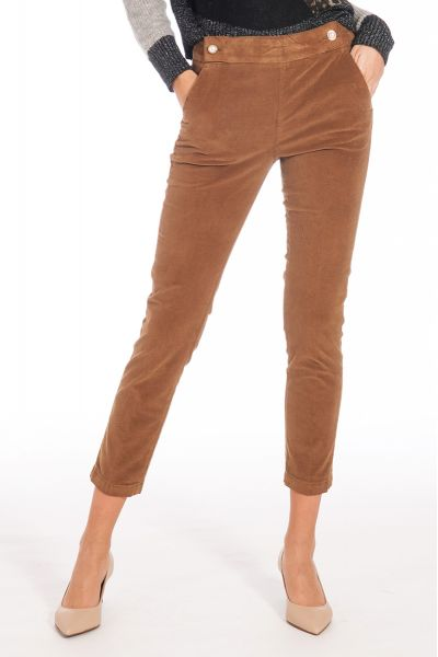 Pantalone Cropped Gingerly di Liu Jo