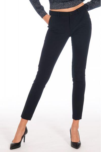 Pantalone Chino Luxury Blu