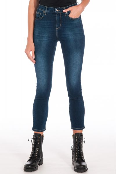 Jeans Skinny Bottom Up True Super di Liu Jo