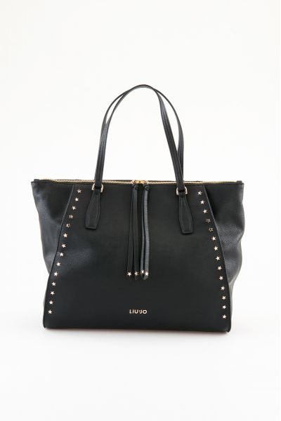 Shopping Bag di Liu Jo Nero