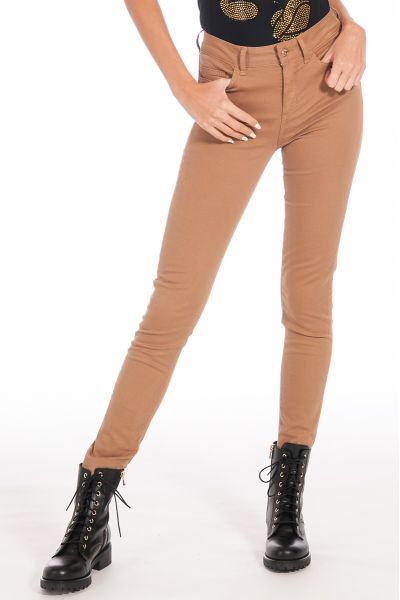 Pantalone Bottom Up Divine Vita Alta di Liu Jo