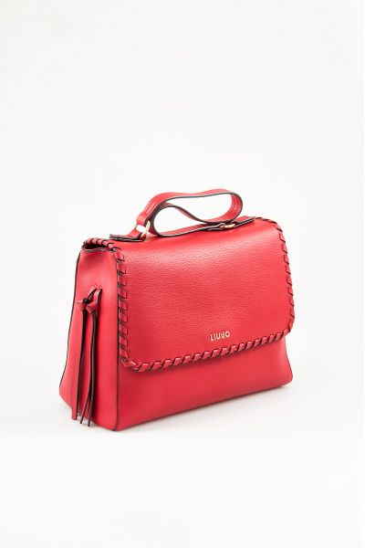 Borsa a Mano M di Liu Jo colore True Red