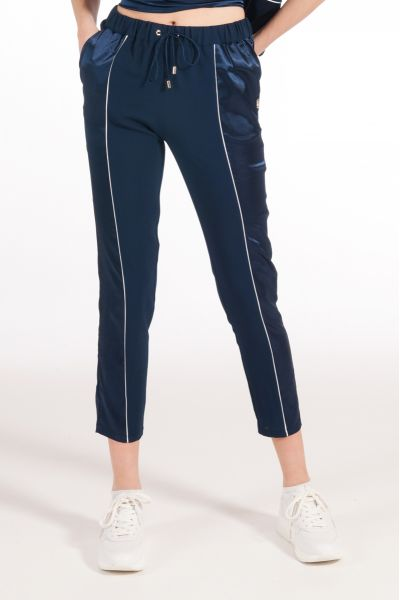 Pantalone Joggings in Crepe di Liu Jo