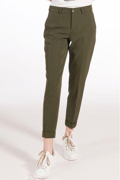 Pantalone New York di Liu Jo Colore Verde