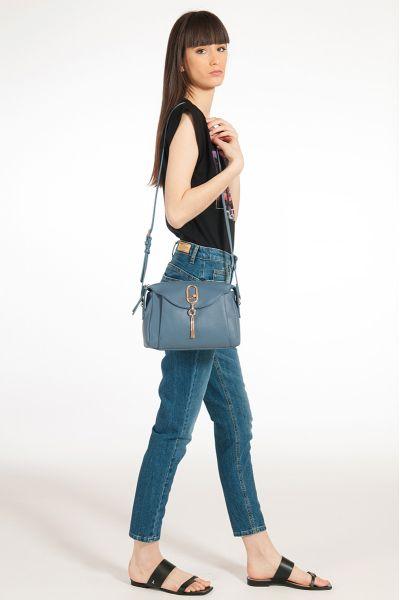 Jeans Bottom Up a Vita Alta di Liu Jo
