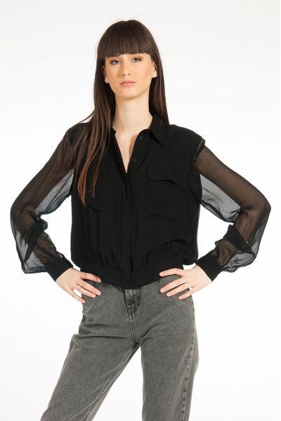 Camicia Manica Lunghe di Liu Jo