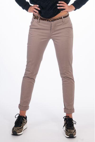 Pantalone Chino Urban Tortora