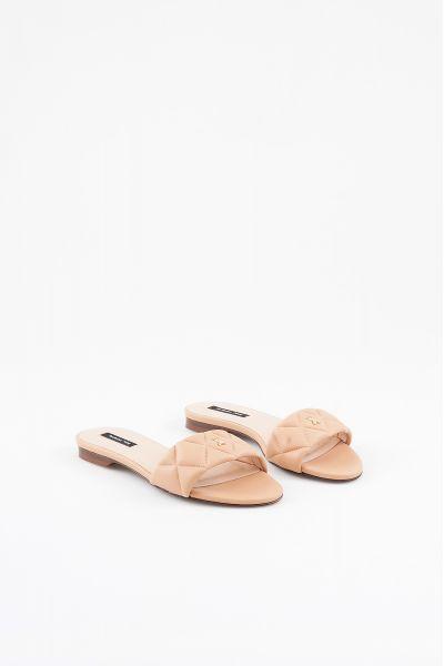 Sandalo Ciabatta di Patrizia Pepe Beige