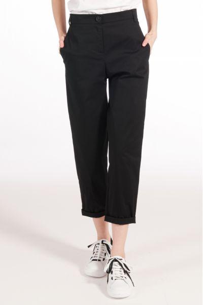 Pantalone Loose di Patrizia Pepe Colore Nero