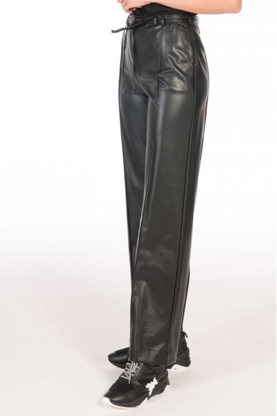 Pantalone in Pelle Sintetica di Patrizia pepe