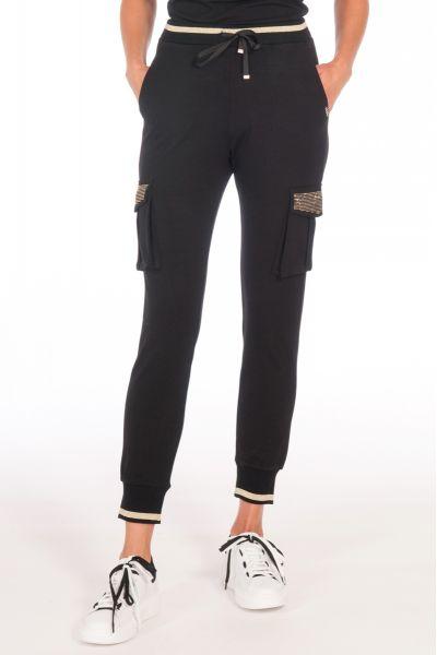 Pantalone Jersey Floreale Sport di Liu Jo