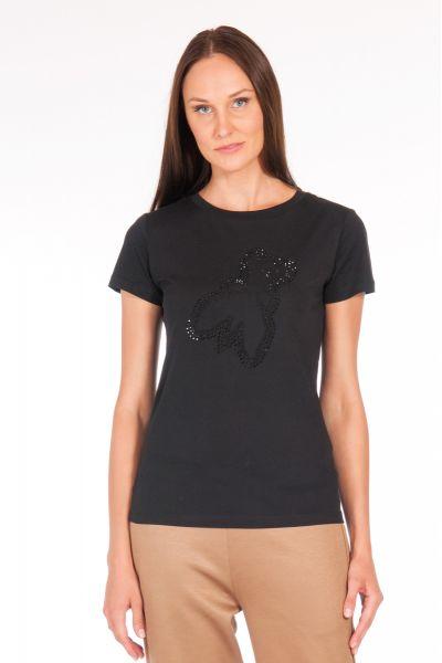 Tshirt con Fly di Patrizia Pepe Nero