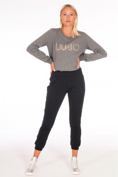 Pantalone in Felpa di Liu Jo Sport colore Nero