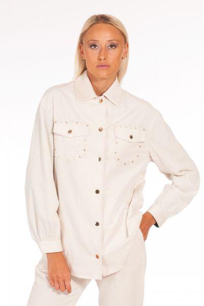 Camicia in Velluto di Liu Jo